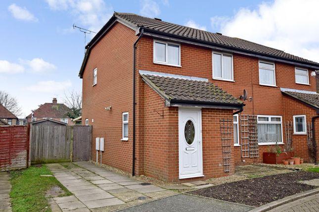 Thumbnail Semi-detached house to rent in Essella Park, Essella Road, Ashford