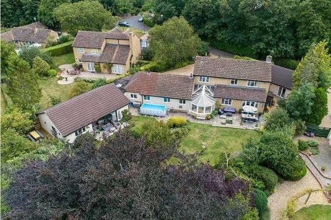 Thumbnail Detached house for sale in The Paddock, Emberton, Olney