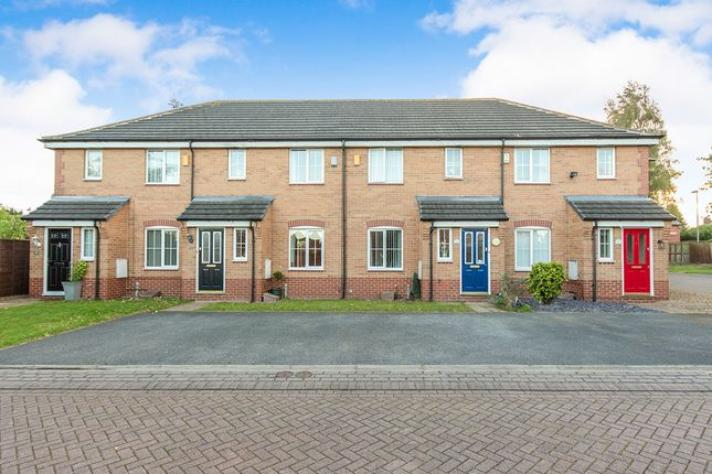 Thumbnail Terraced house to rent in Blayds Garth, Woodlesford, Leeds