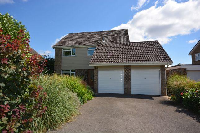 Thumbnail Detached house for sale in De Haviland Close, Merley, Wimborne