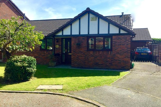 Thumbnail Detached bungalow for sale in Collop Drive, Hopwood, Heywood