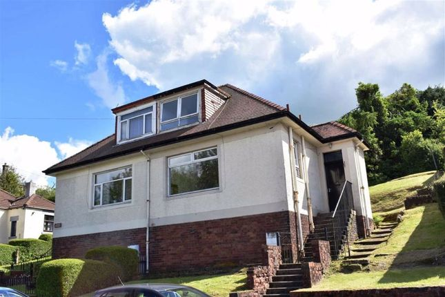 Thumbnail 3 bedroom terraced house for sale in 2, Mt Pleasant, Barr's Brae, Port Glasgow, Renfrewshire