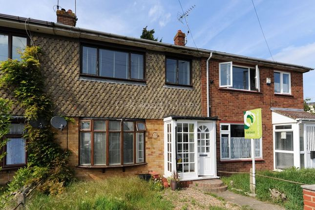 Thumbnail Terraced house for sale in Greenhill Gardens, Herne Bay