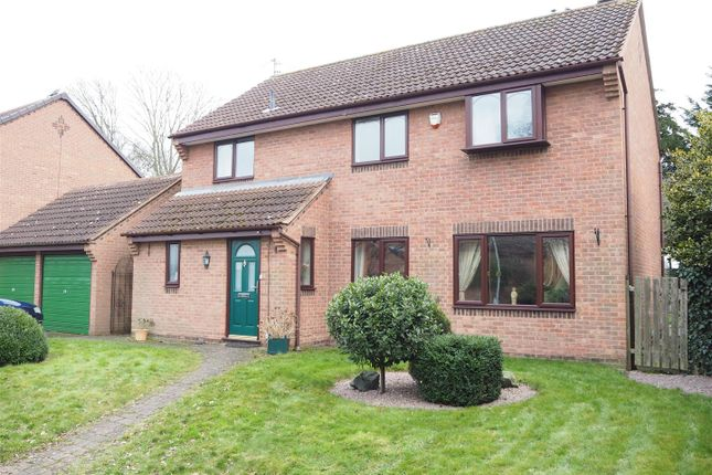Thumbnail Detached house for sale in Tow Court, Farndon, Newark