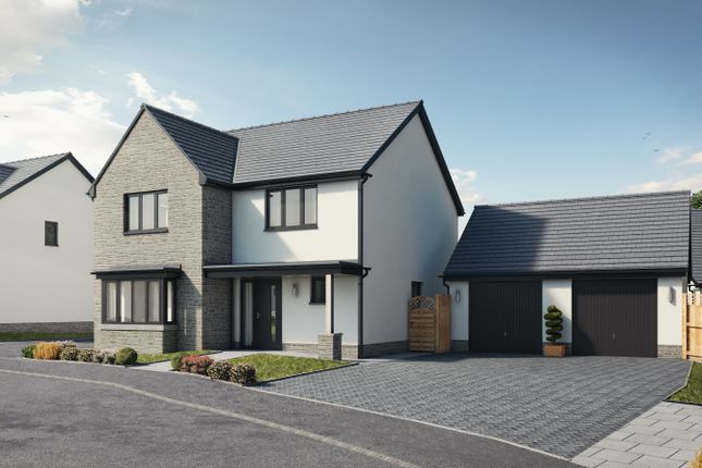 4 bedroom detached house for sale in Plot 8 The Harlech, Caswell, Swansea