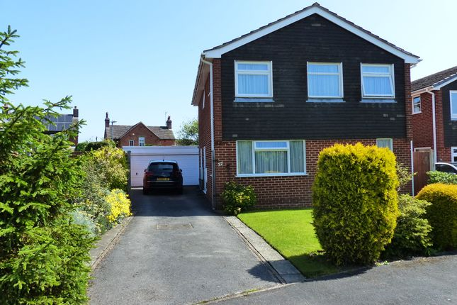 Thumbnail Detached house for sale in Beech Drive, Ashbourne Derbyshire