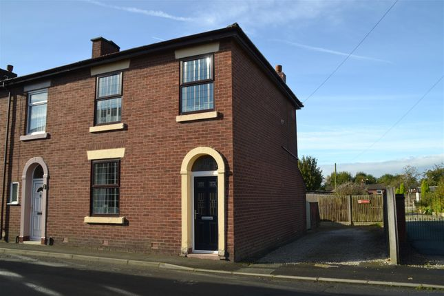 Thumbnail End terrace house for sale in Darlington Street, Coppull, Chorley