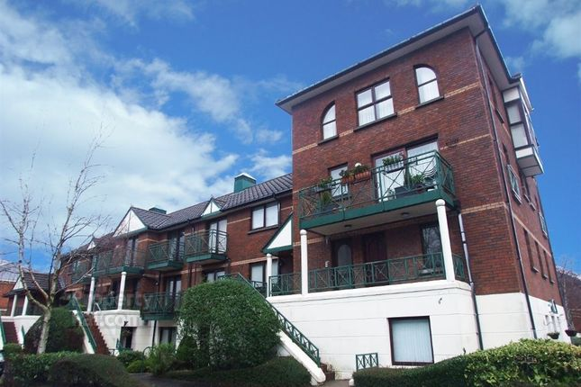 Thumbnail 2 bed flat to rent in Ashleigh Manor, Belfast