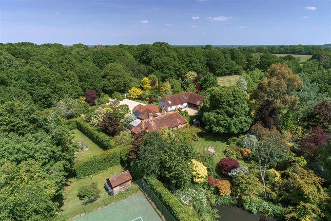 Thumbnail Detached house for sale in Brick Kiln Common, Wisborough Green, Billingshurst