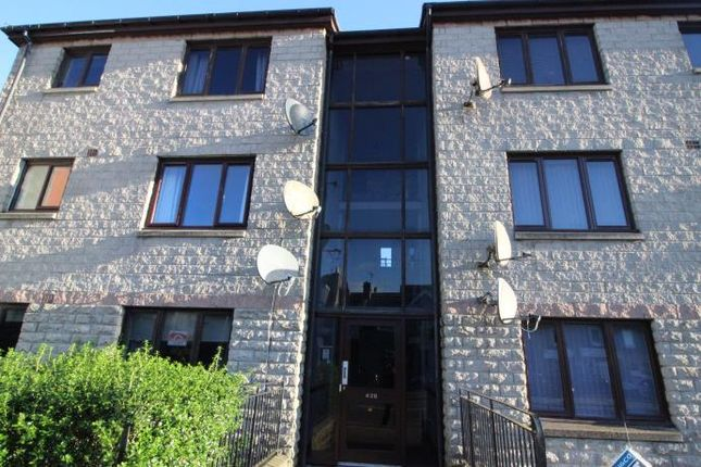 Thumbnail Flat to rent in 428F Great Northern Road, Aberdeen
