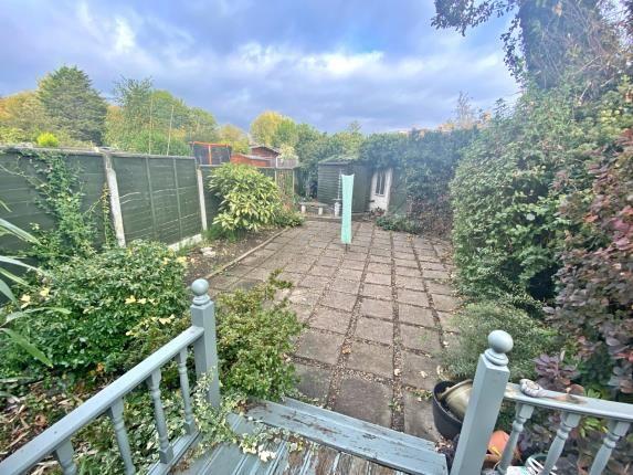 Garden of Hornchurch, Havering, Essex RM11