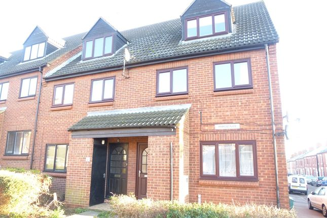 Thumbnail Flat for sale in Elsden Road, Wellingborough