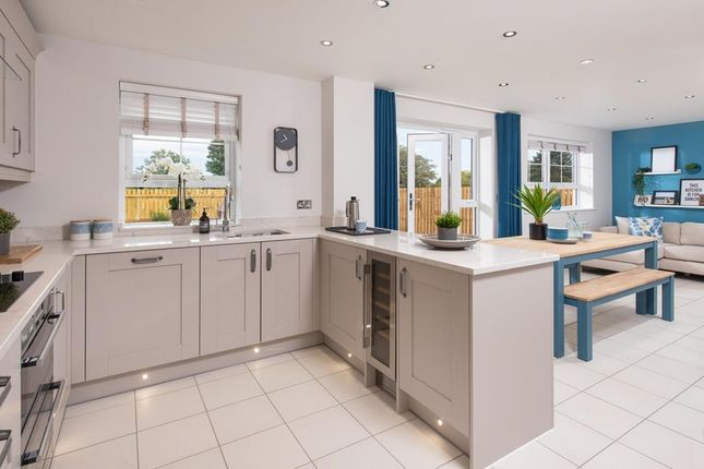 "Thumbnail Detached house for sale in ""Radleigh"" at Kingsley Road, Harrogate"