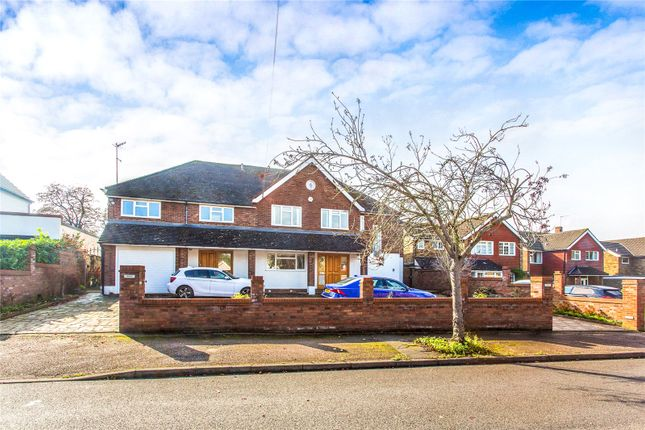 Thumbnail Detached house for sale in Heathfield Road, Bushey, Hertfordshire