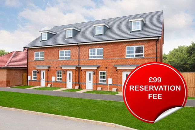"""Thumbnail End terrace house for sale in """"Kingsville"""" at Norton Road, Norton, Stockton-On-Tees"""