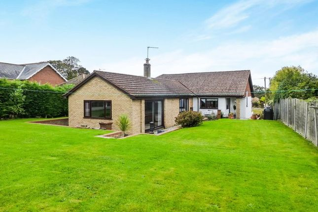 Thumbnail Detached bungalow for sale in Seadell Holiday Estate, Beach Road, Hemsby, Great Yarmouth