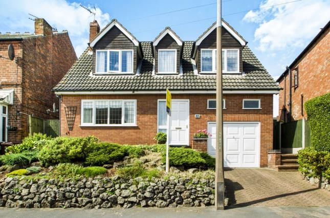 Thumbnail Detached house for sale in Stevens Road, Sandiacre, Nottingham
