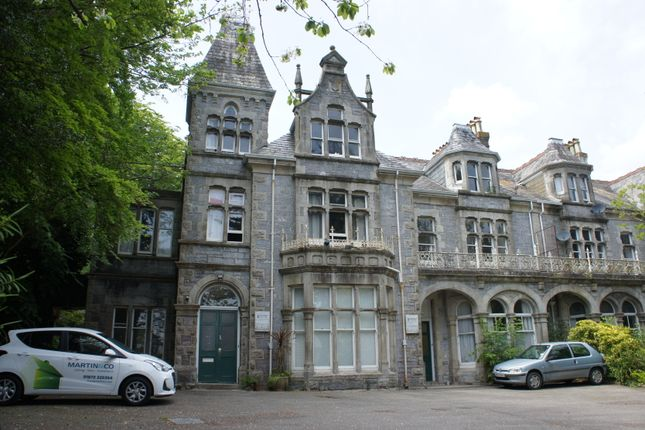 Thumbnail Flat to rent in Falmouth Road, Truro