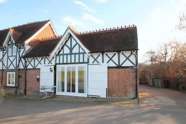 Thumbnail Barn conversion to rent in Tudeley, Tonbridge