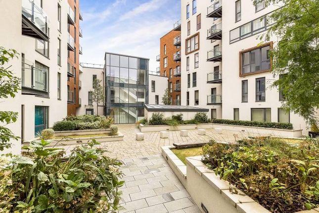 Thumbnail Flat for sale in Belville House, 2 John Donne Way, Greenwich, London