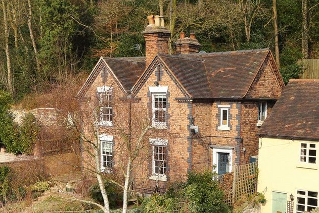 Thumbnail Semi-detached house for sale in Church Road, Coalbrookdale, Telford
