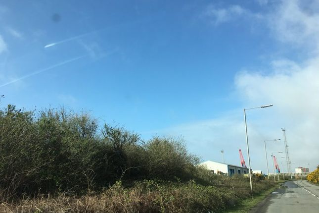Thumbnail Land to let in Site 3, Port Of Swansea