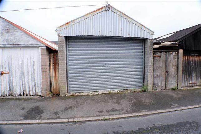 Parking/garage for sale in Nantgwyn Street, Tonypandy CF40