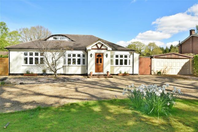 Thumbnail Detached house for sale in The Glade, Fetcham, Leatherhead, Surrey