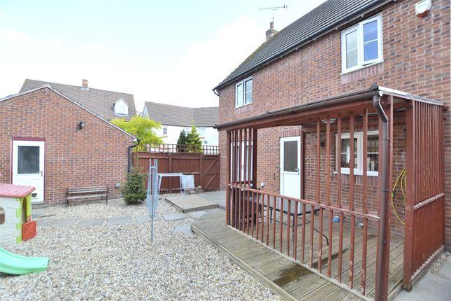 Rear Aspect of Rosedale Close, Hardwicke, Gloucester GL2