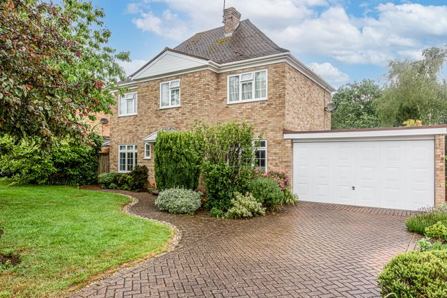 Thumbnail Detached house for sale in Brassey Drive, Aylesford