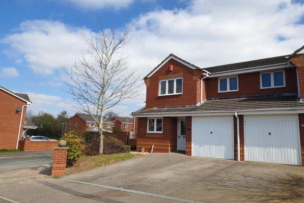 Thumbnail Semi-detached house to rent in Bushy End, Warwick