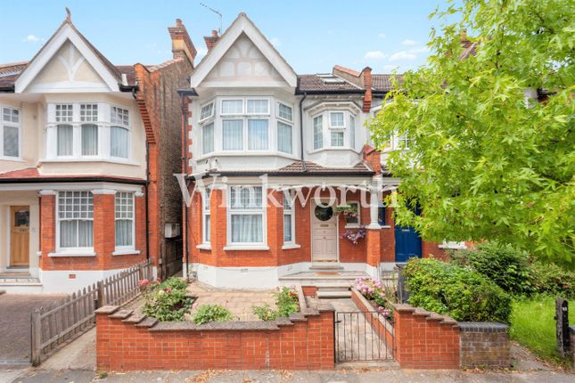 Thumbnail Semi-detached house for sale in Burford Gardens, London