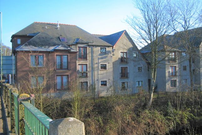 Thumbnail Flat to rent in Riverside Court, Blairgowrie