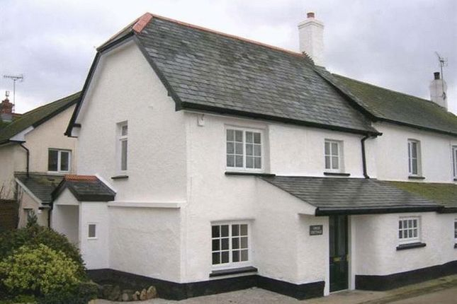 Thumbnail Terraced house to rent in Cheriton Bishop, Exeter
