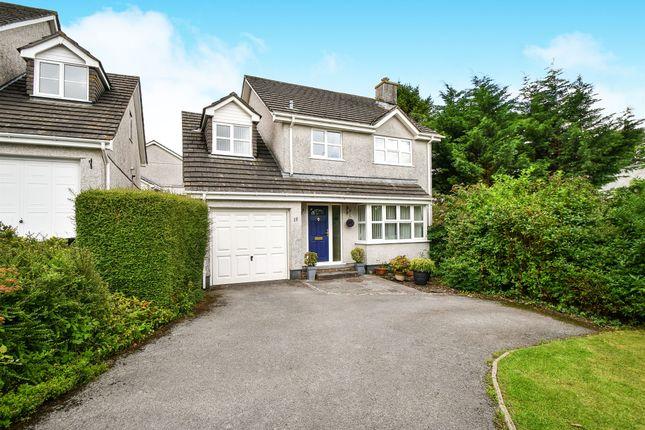 Thumbnail Detached house for sale in Springwood Close, Ivybridge
