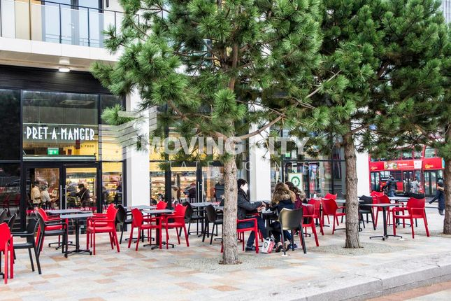 Outside Area of Highwood Garden Terrace, Elephant & Castle, London, London, UK SE17