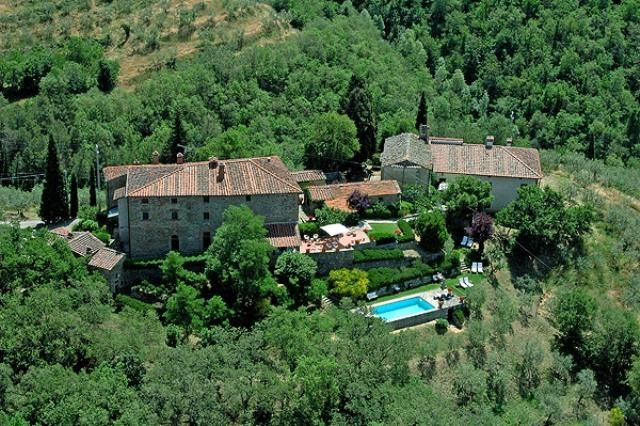 Picture No.07 of XVIII Century Farmhouse, Cortona, Arezzo, Tuscany