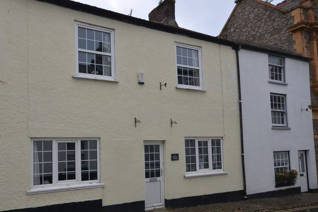 Thumbnail Cottage for sale in Fore Street, Moretonhampstead, Newton Abbot