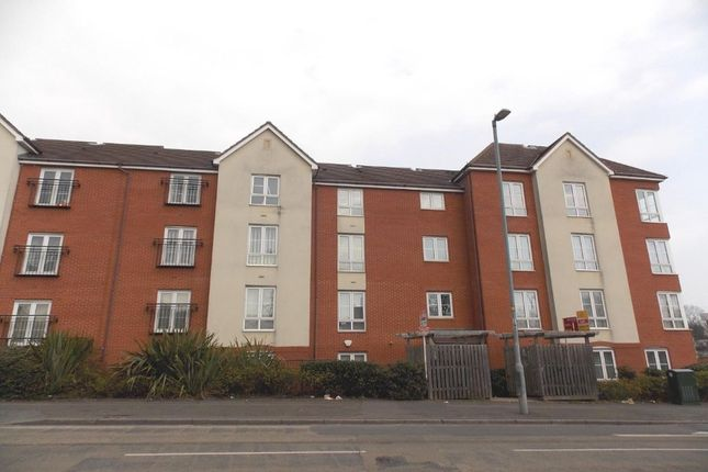 Thumbnail Flat to rent in Bordesley Green East, Stechford, Birmingham