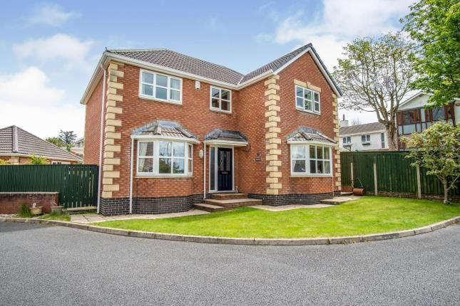 4 bed detached house for sale in Caeau Penrallt, Llanfairpwlgwyngyll, Anglesey, North Wales LL61
