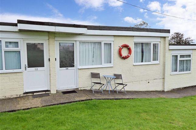 Front Aspect of Sandown Bay Holiday Centre, Sandown, Isle Of Wight PO36