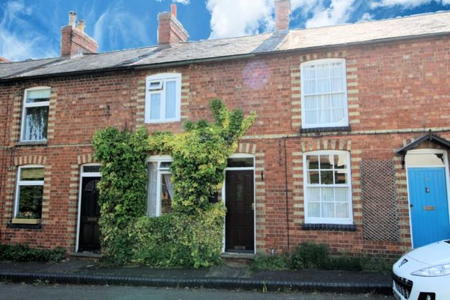 Thumbnail Terraced house for sale in High Street, Milton Malsor, Northampton