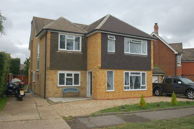 Thumbnail Detached house for sale in Mound Close, Alverstoke, Gosport
