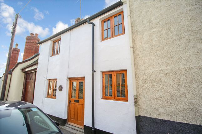 Thumbnail 2 bed terraced house for sale in Blakeshill Road, Landkey, Barnstaple