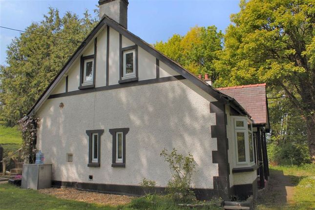 Thumbnail Cottage for sale in Llanfwrog, Ruthin, Denbighshire
