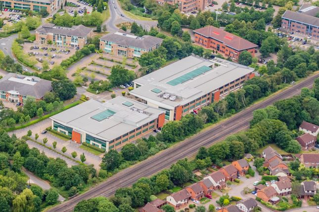 Thumbnail Office to let in Form 1, Bartley Wood Business Park, Hook