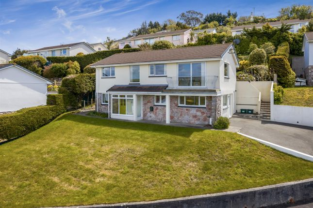 Thumbnail Detached house for sale in Landmark Road, Salcombe