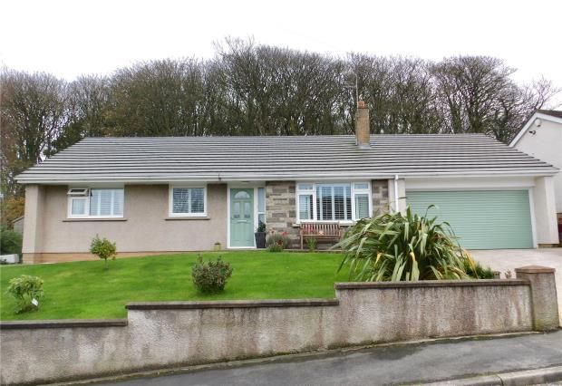 Thumbnail Detached bungalow for sale in Lime Grove, Maryport, Cumbria