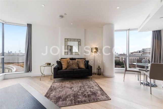 1 bed flat to rent in charrington tower new providence wharf