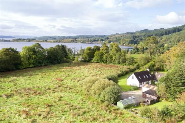 Thumbnail Detached house for sale in Asknish, Lochgair, Lochgilphead, Argyll And Bute